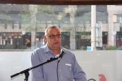 Jörg Titze (Vorsitzender Fanprojekt)